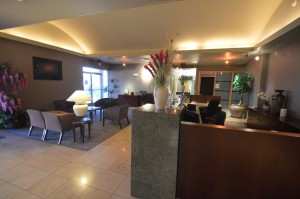 Lobby - from receptionist area  Office Space Executive Suites Chandler