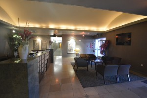Lobby from Side Office Space Executive Suites Chandler