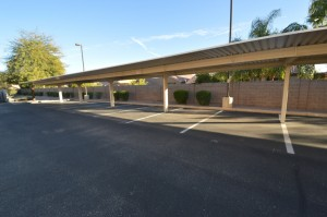 Parking - Covered  Office Space Executive Suites Chandler